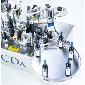 CDA R1000 étiqueteuse