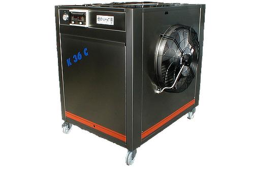 l'échangeur chaleur coaxial k36 Enomet