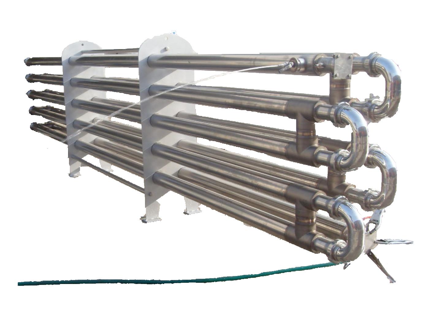 Enomet échangeur tube à tube