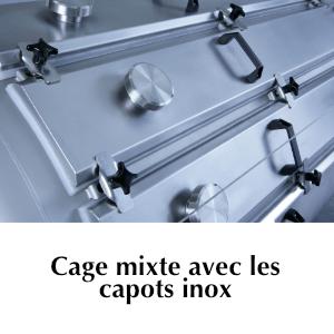 Europress cage mixte