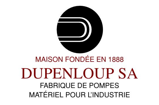Dupenloup fabrique de pompes, matériel pour l'industrie