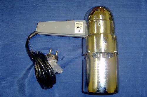 appareil pour capsules thermo avec ventilation