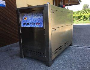 Réalisation - échangeur de chaleur
